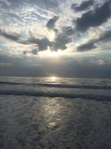 An OBX sunrise.